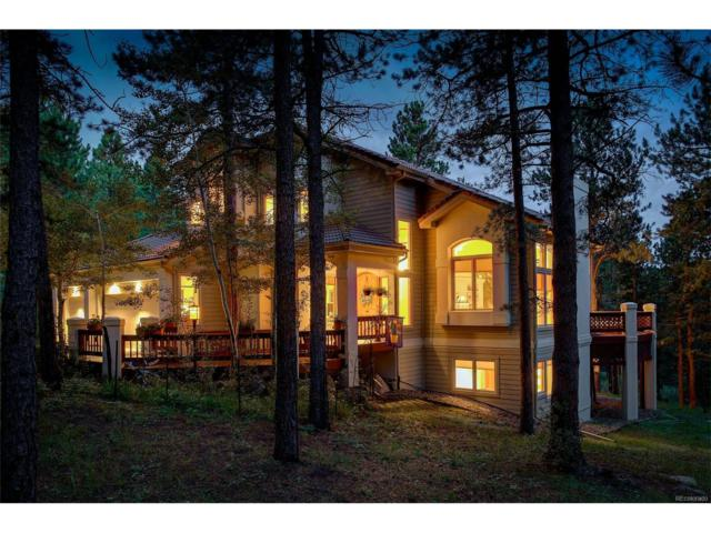 2745 Incline Court, Evergreen, CO 80439 (#6806681) :: The Peak Properties Group
