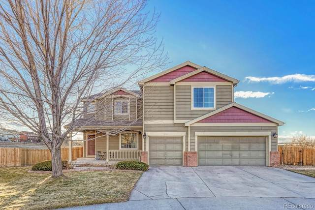 2945 E 108th Drive, Northglenn, CO 80233 (#6806903) :: The HomeSmiths Team - Keller Williams