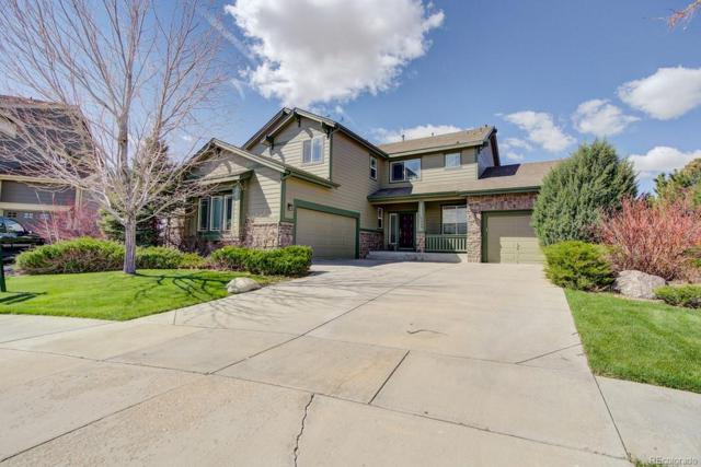 17066 E 99th Place, Commerce City, CO 80022 (#6807722) :: The Margolis Team
