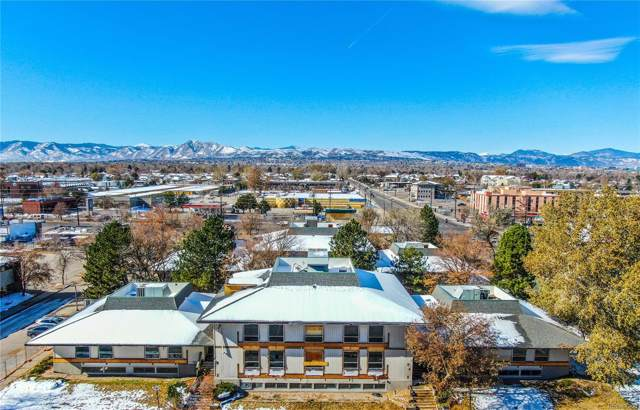 7500 W Mississippi Avenue, Lakewood, CO 80226 (#6808356) :: The DeGrood Team