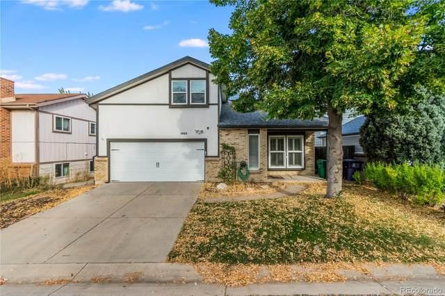 1525 S Krameria Street, Denver, CO 80224 (#6810267) :: The Griffith Home Team
