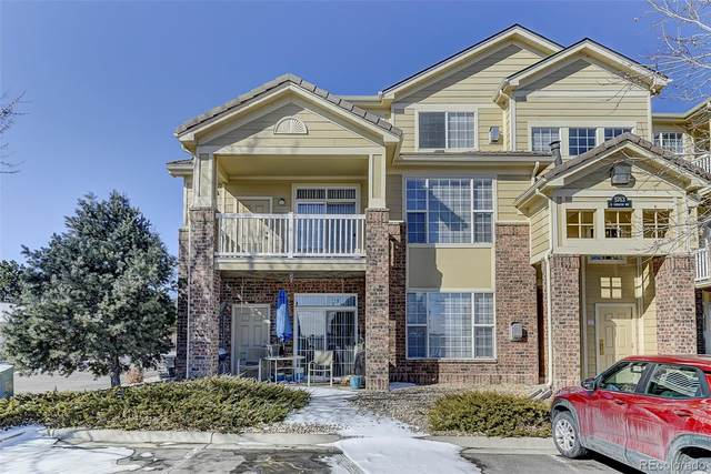 5763 N Gibralter Way 2-101, Aurora, CO 80019 (MLS #6810921) :: 8z Real Estate