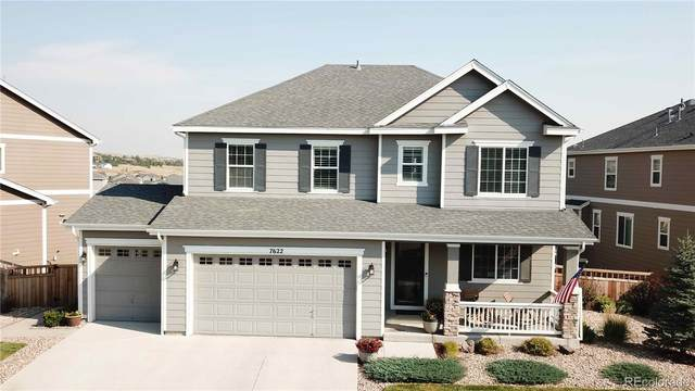 7622 Grady Circle, Castle Rock, CO 80108 (MLS #6810980) :: 8z Real Estate