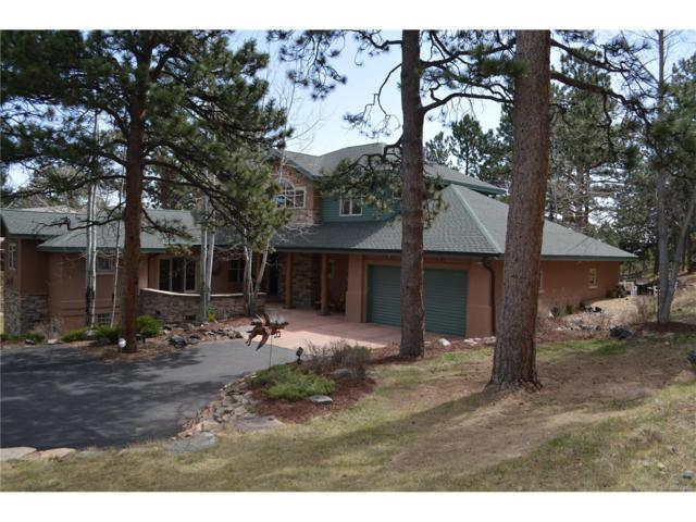 2808 Country Club Lane, Evergreen, CO 80439 (MLS #6813593) :: 8z Real Estate