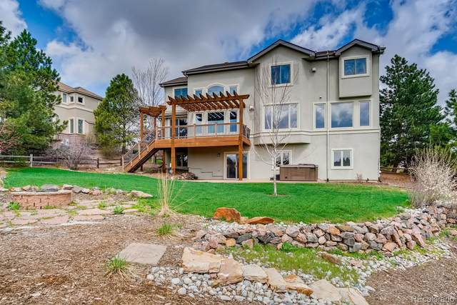 7482 Glen Ridge Drive, Castle Pines, CO 80108 (#6816582) :: The Harling Team @ HomeSmart