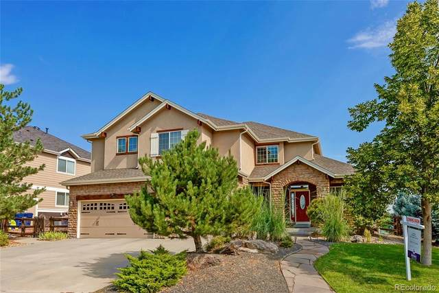 5823 W Hoover Avenue, Littleton, CO 80123 (#6821144) :: The DeGrood Team