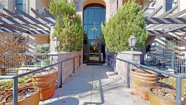 57 Garfield Street #206, Denver, CO 80206 (#6822098) :: The Healey Group