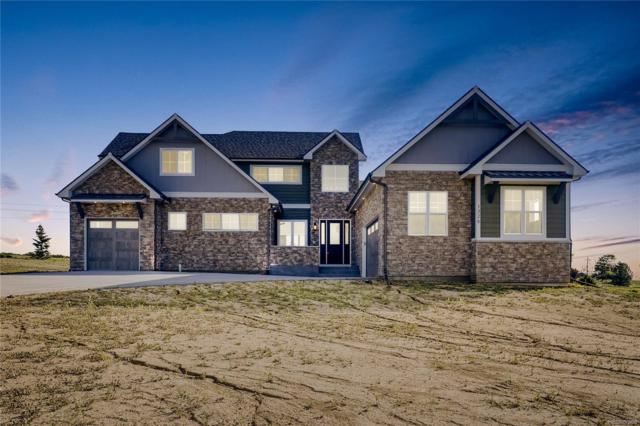 1326 Sweetwater Lane, Berthoud, CO 80513 (#6823296) :: The Dixon Group