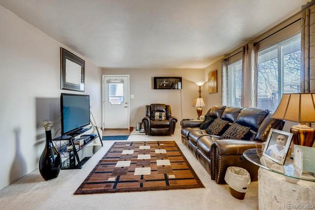 7905 Lowell Boulevard A, Westminster, CO 80030 (#6825237) :: Kimberly Austin Properties