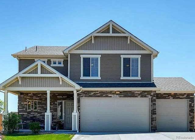 10558 Worchester Street, Commerce City, CO 80022 (#6826308) :: The Gilbert Group