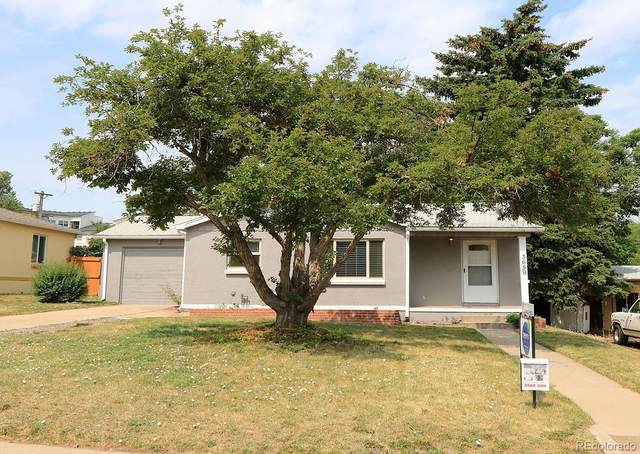 3659 S Grant Street, Englewood, CO 80113 (MLS #6828156) :: Kittle Real Estate