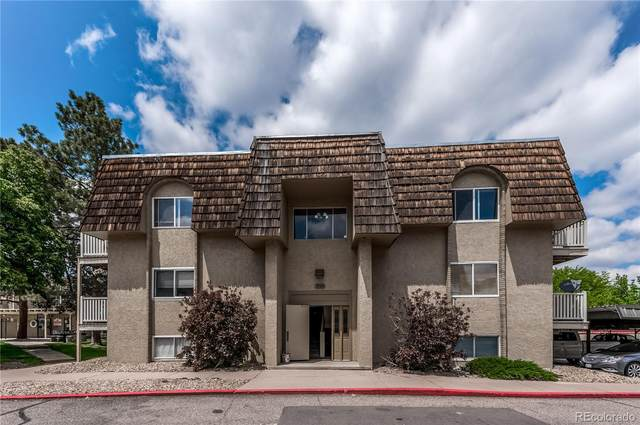 7695 E Quincy Avenue #105, Denver, CO 80237 (#6829161) :: Bring Home Denver with Keller Williams Downtown Realty LLC