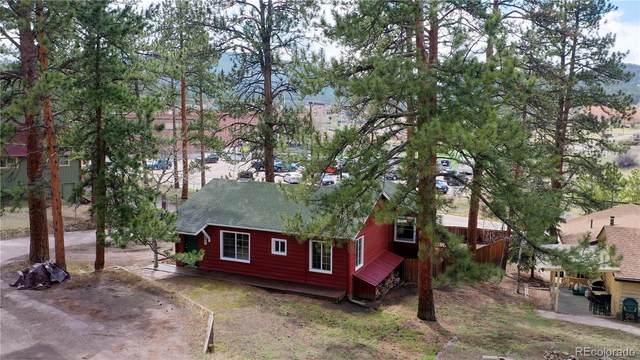 5201 S Olive Road, Evergreen, CO 80439 (#6830118) :: Berkshire Hathaway HomeServices Innovative Real Estate
