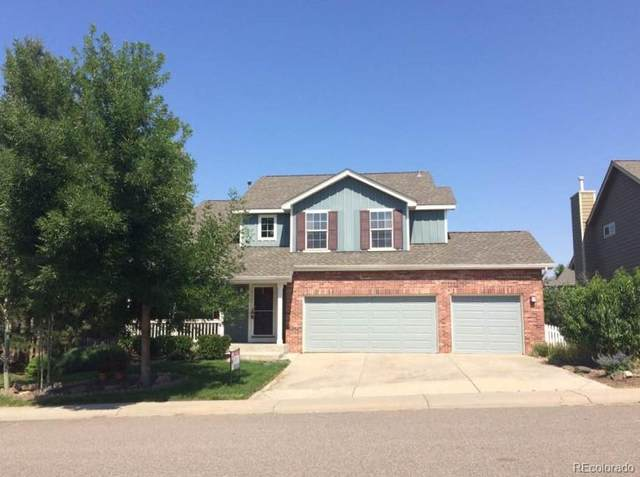 20583 E Maplewood Lane, Centennial, CO 80016 (MLS #6832843) :: Kittle Real Estate