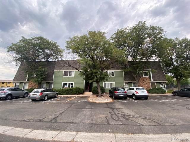 922 S Peoria Street, Aurora, CO 80012 (#6838959) :: The DeGrood Team