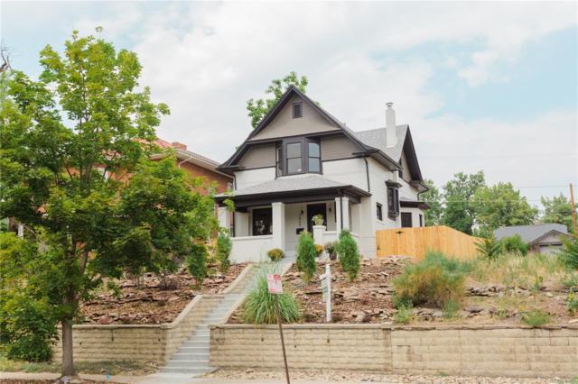 3459 W 29th Avenue, Denver, CO 80211 (#6839975) :: The Peak Properties Group
