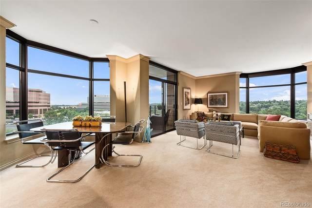 8100 E Union Avenue #412, Denver, CO 80237 (#6841541) :: Venterra Real Estate LLC