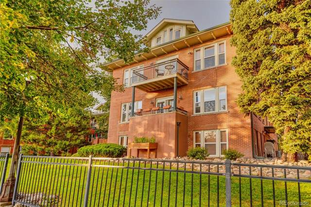 3249 W Fairview Place #111, Denver, CO 80211 (#6846717) :: Chateaux Realty Group