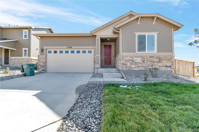 25508 E Archer Place, Aurora, CO 80018 (#6847139) :: The HomeSmiths Team - Keller Williams