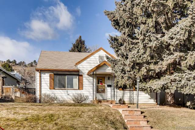 2851 5th Street, Boulder, CO 80304 (#6847842) :: The Griffith Home Team