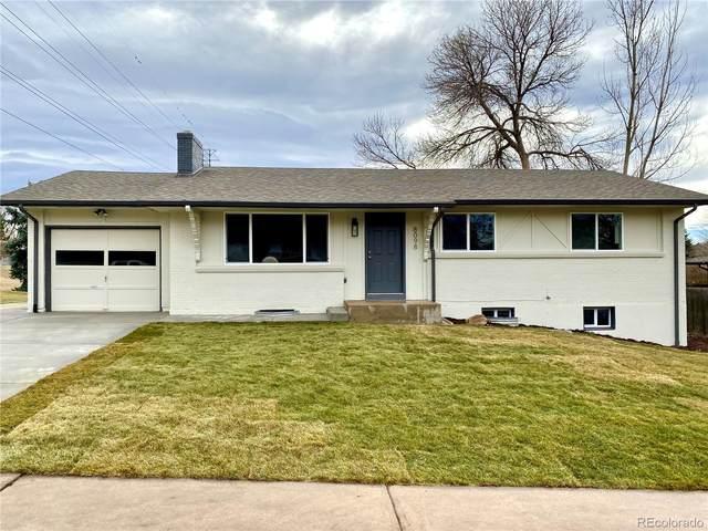 8098 E Lehigh Drive, Denver, CO 80237 (#6849233) :: HomeSmart