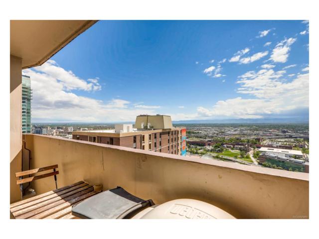 1020 15th Street 36A, Denver, CO 80202 (MLS #6852738) :: 8z Real Estate