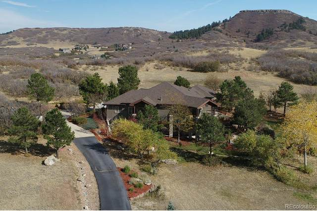 4260 Old Gate Road, Castle Rock, CO 80104 (#6855133) :: HomeSmart