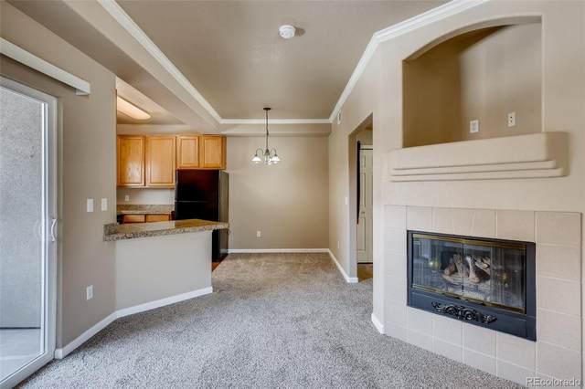 4505 Copeland Loop #103, Highlands Ranch, CO 80126 (#6855775) :: Colorado Home Finder Realty