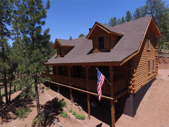 1116 S County Highway 67, Sedalia, CO 80135 (MLS #6857252) :: 8z Real Estate
