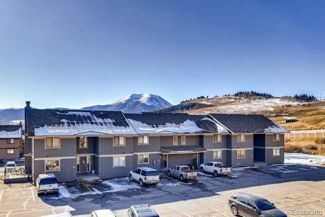 1043 Straight Creek Drive #302, Dillon, CO 80435 (#6857872) :: The DeGrood Team
