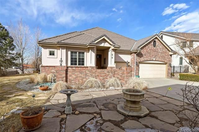 55 Coral Place, Greenwood Village, CO 80111 (#6859637) :: iHomes Colorado