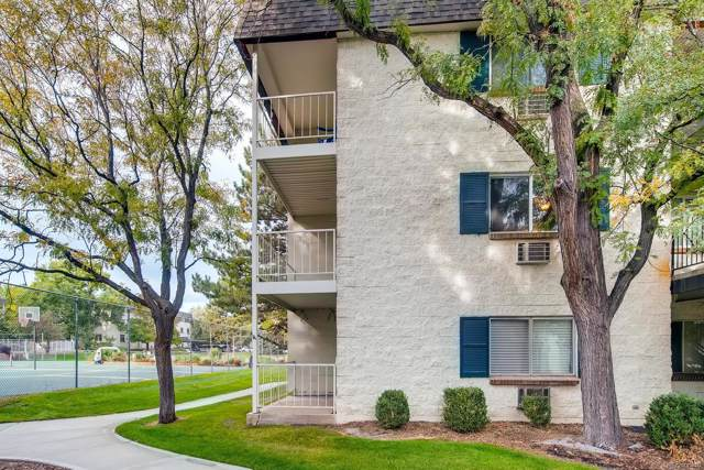 2225 S Jasmine Street #217, Denver, CO 80222 (MLS #6861839) :: Colorado Real Estate : The Space Agency