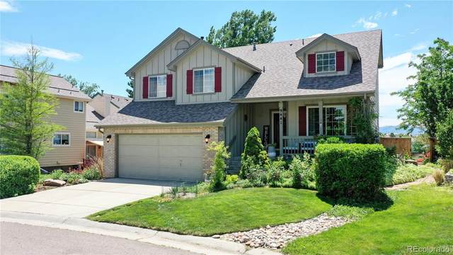 9441 Bexley Drive, Highlands Ranch, CO 80126 (#6863264) :: The Dixon Group