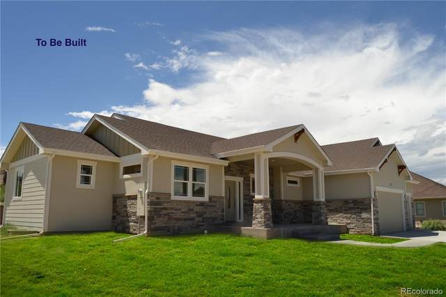 2542 Branding Iron Drive, Severance, CO 80524 (MLS #6863804) :: Kittle Real Estate