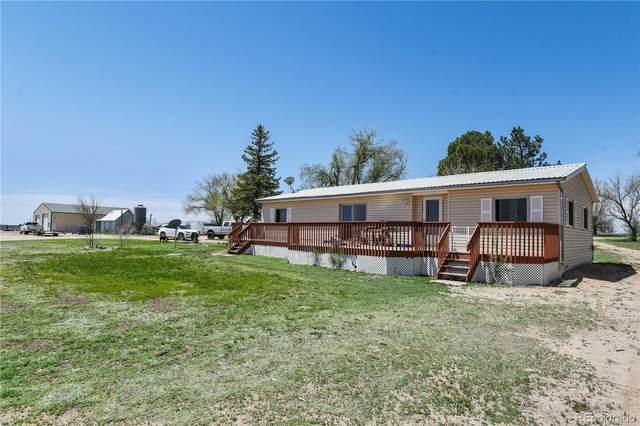 1704 County Road X, Rush, CO 80833 (MLS #6864322) :: Find Colorado