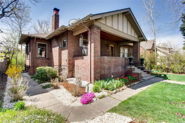 2223 Ivanhoe Street, Denver, CO 80207 (#6866165) :: The Pete Cook Home Group