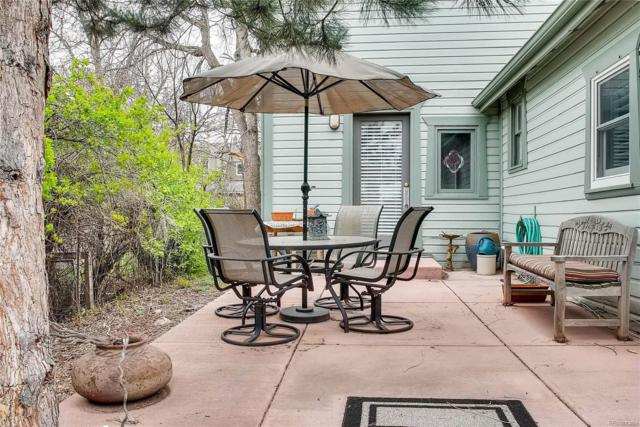 1857 23rd Street, Boulder, CO 80302 (#6867572) :: The DeGrood Team