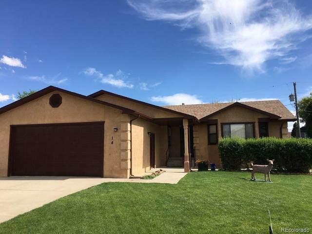 14 Chaparral Circle, La Junta, CO 81050 (#6868512) :: Bring Home Denver with Keller Williams Downtown Realty LLC