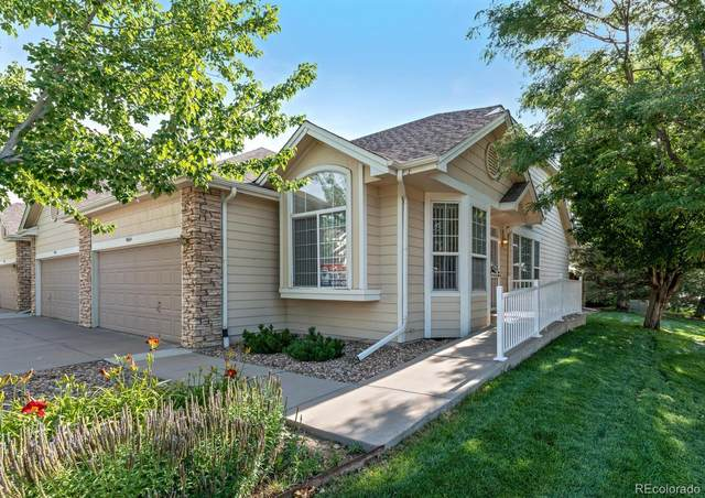 9064 W Phillips Drive, Littleton, CO 80128 (MLS #6869510) :: 8z Real Estate