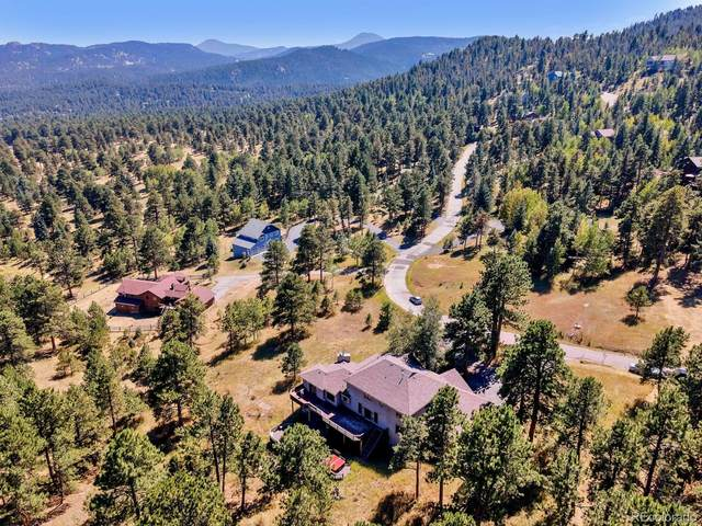 5340 Three Sisters Circle, Evergreen, CO 80439 (MLS #6870531) :: 8z Real Estate