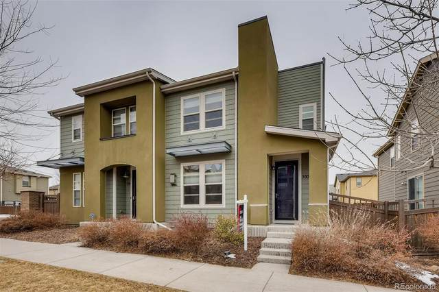 535 S Upham Street, Lakewood, CO 80226 (#6874191) :: Colorado Home Finder Realty