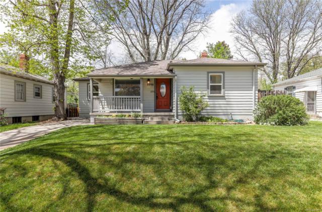 1775 S Williams Street, Denver, CO 80210 (MLS #6876990) :: 8z Real Estate