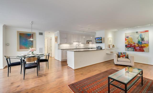 2 Adams Street #602, Denver, CO 80206 (#6878479) :: Wisdom Real Estate