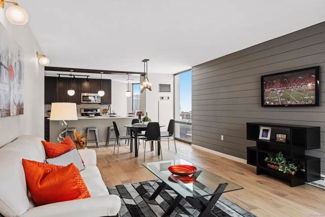 1625 Larimer Street #1005, Denver, CO 80202 (#6882338) :: True Performance Real Estate