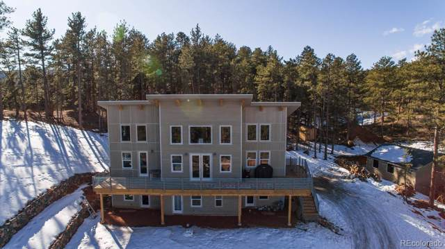 4156 Cheyenne Drive, Larkspur, CO 80118 (#6884792) :: Harling Real Estate