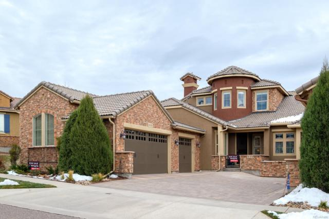9199 Viaggio Way, Highlands Ranch, CO 80126 (#6885628) :: My Home Team