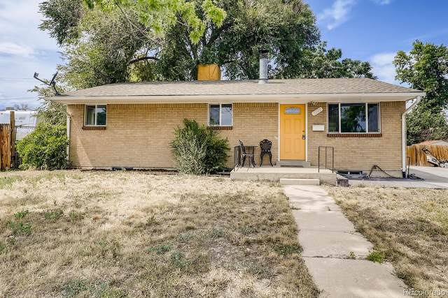 1001 Drake Street, Denver, CO 80221 (#6888152) :: Berkshire Hathaway HomeServices Innovative Real Estate