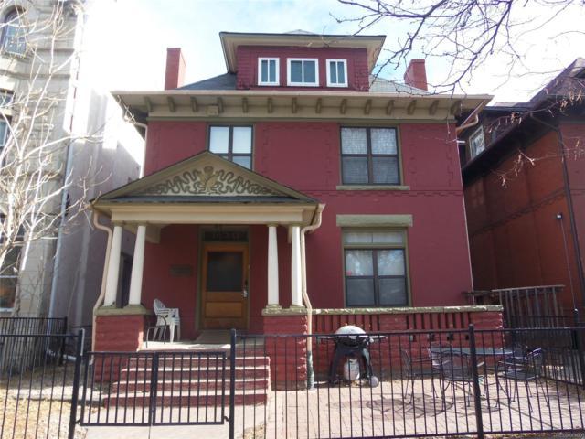 1620 Washington Street, Denver, CO 80203 (MLS #6891391) :: 8z Real Estate