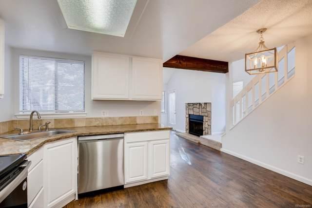 962 S Dearborn Way #16, Aurora, CO 80012 (MLS #6891697) :: Colorado Real Estate : The Space Agency