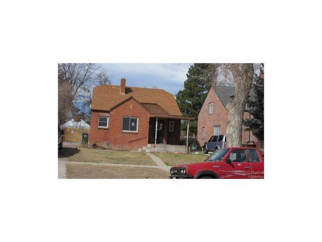 1515 Oneida Street, Denver, CO 80220 (MLS #6895133) :: 8z Real Estate